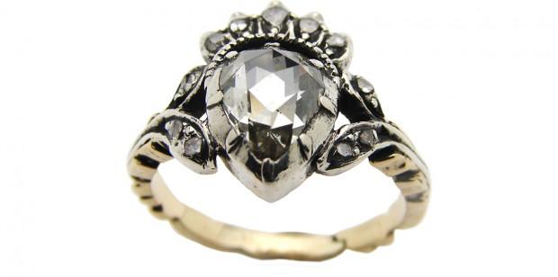 Antieke ring